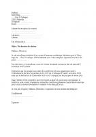 déclaration de sinistre à l'assurance habitation (bailleur)