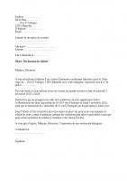 déclaration de sinistre à l'assurance copropriété (syndic bénévole)