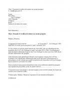 mail certificat pompier pour syndic bénévole