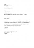 remise de documents à l'assurance copropriété (syndic bénévole)