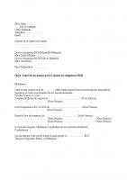 remise documents pour relogement HLM